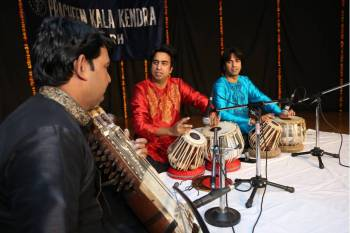 Tabla Dur Akbar & Babur in Baithak
