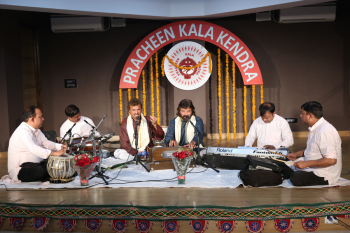 Pracheen Kala kendra's special programme on the eve of New Year