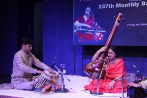 237th Monthly Baithak Programme