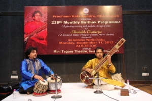 238th Monthly Baithak Programme