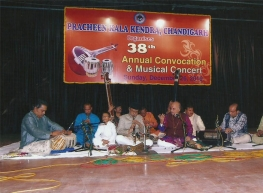 38th Kolkata Convocation 2010