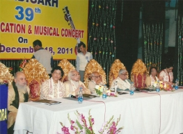 39th Kolkata Convocation 2011