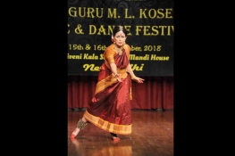 6th Guru M.L. Koser festival of Music and Dance 2018