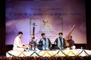 7th Guru M.L. Koser Festival at New Delhi