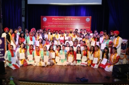 8th Convocation of North Zone 2017