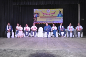 Competition of Music, dance and Painting at Assam