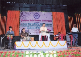 Cultural Programmes of the Centre Holders & Students of Kolkata Region 2015