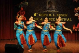 Guru M.L Koser Fastival Of Music & Dance At New Delhi