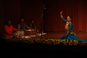 Nritya Rang: An International Celebration of Kathak Dance