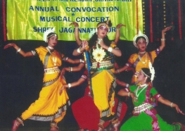 Odisha Convocation at Puri 2007
