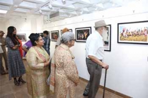 Photo Exhibition held at PKK Art gallery on the occasion of 89th Birth Anniversary of Guru M.L. Koser