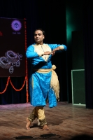 Photos of concluding day of Kathak utsav organised by Pracheen Kala Kendra and Kathak Kendra
