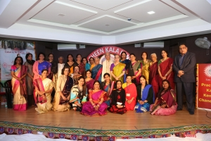 Seminar Lecture and Demonstration programme Anubhuti by Kalaskhetra Alumni Association