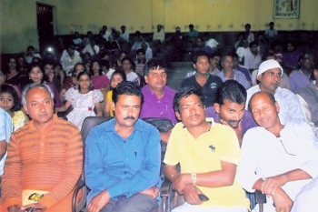 audiences Special programme at Patna