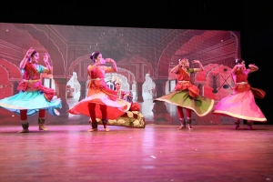 Special programme of kathak Dance ballet Shakuntala at Chandigarh