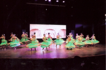 Purva's troupe in spcial programme of Kendra
