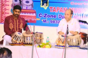 special programme of Music at Durgapur