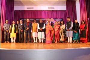 Special programme of Music at Raipur