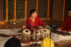 special programme organised by Pracheen Kala kendra in collaboration with ICCR
