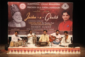 Special programmes at Chandigarh (4th may)