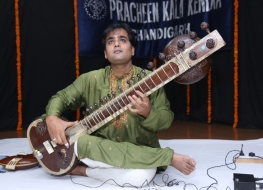 Supratik Sen in Sitar Recital organised by Kendra